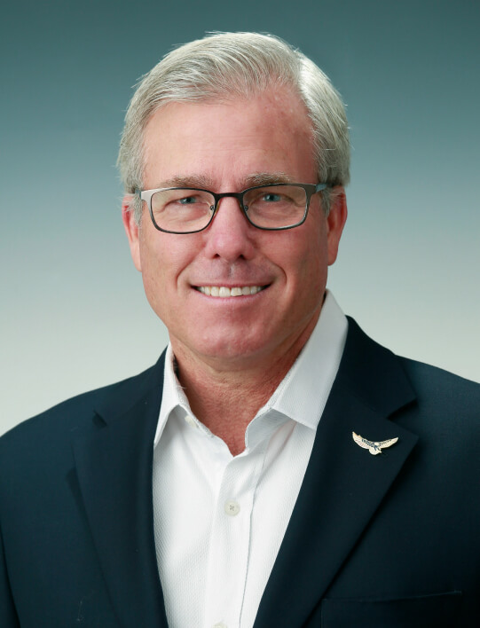 George Tronsrue III, Chief Executive Officer